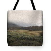 Steens Mountain Landscape - No. 2 Tote Bag