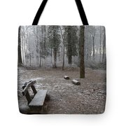 Steep And Frost - 3 Tote Bag