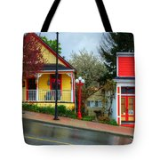 Steep Street Ladysmith Tote Bag