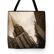 Steeple Chase Tote Bag