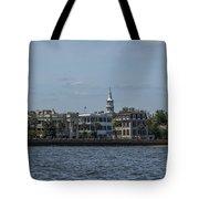 Steeple View Tote Bag