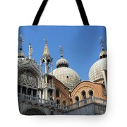 Steeples And Things Tote Bag