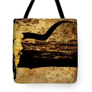 Steer Mount Tote Bag