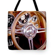 Steering History Tote Bag
