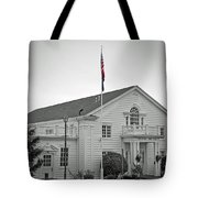 Steilacoom Town Hall Tote Bag