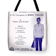 Stein Song Tote Bag