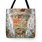 Steingaden Abbey Tote Bag