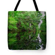 Steinhatchee River Tote Bag
