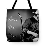 Stella Burns Loves You Tote Bag