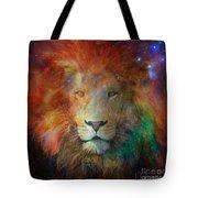 Stellar Lion Tote Bag