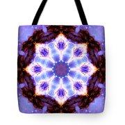 Stellar Spiral Eagle Nebula II Tote Bag
