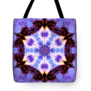 Stellar Spiral Eagle Nebula IIi Tote Bag