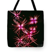 Stellate Hairs Of Thorny Olive Tote Bag by De Agostini Picture Library
