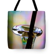 Stem And Vase Tote Bag