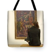 Stendhal Syndrome Tote Bag