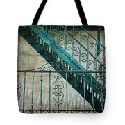 Step By Step - Into The Past Tote Bag