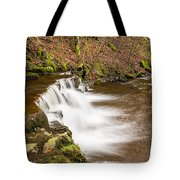 Step In The Scaleber Force Waterfall Tote Bag