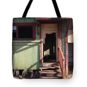 Step Into My Parlor Said The Spider To The Fly Tote Bag