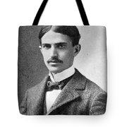 Stephen Crane (1871-1900) Tote Bag