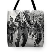 Steppin' Out Monochrome Tote Bag