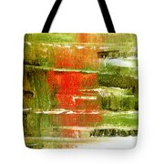 Steps In The Morning Tote Bag