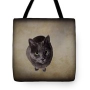 Sterling The Cat Tote Bag