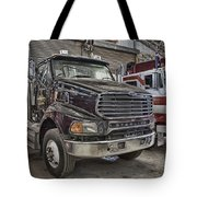 Sterling Truck Tote Bag