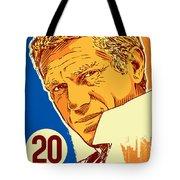 Steve Mcqueen Pop Art - 20 Tote Bag