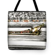 Steve Torrence Top Fuel Solerized Tote Bag