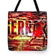 Steven Gerrard Liverpool Symbol Tote Bag