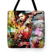 Stevie Ray Vaughan Original Tote Bag