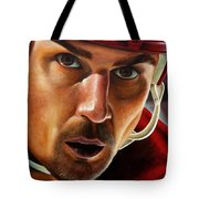 Stevie Y Tote Bag by Marlon Huynh