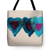 Stiched Together Tote Bag