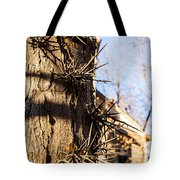 Sticky Issue Tote Bag