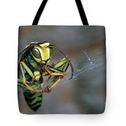 Sticky Situation Tote Bag
