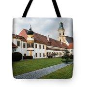 Stift Reichersberg Tote Bag