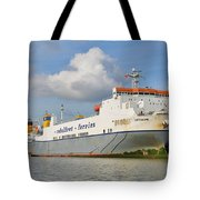 Still A Mighty River Tote Bag
