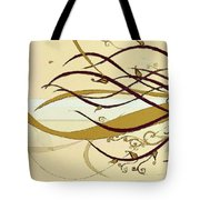 Still Branches Of Life Tote Bag