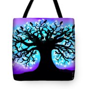 Still Counting Crows Tote Bag