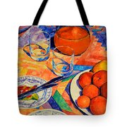 Still Life 1 Tote Bag