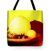 Still Life As We Know It Tote Bag