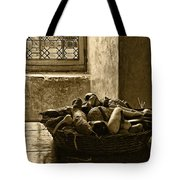 Still Life At Chenonceau Tote Bag