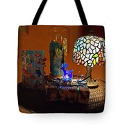 Still Life Christmas Peace Tote Bag