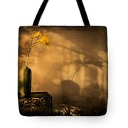 Still Life - Day Lily Tote Bag