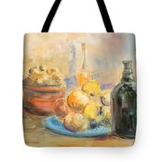 Still Life From Italy Tote Bag