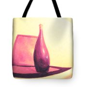 Still Life In Pink Tote Bag