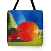 Still Life Painting Tote Bag