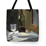 Still Life With Bottles Tote Bag