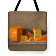 Still Life With Cheese Tote Bag