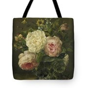 Still Life With Flowers Tote Bag